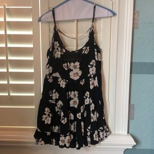 Floral Brandy Dress